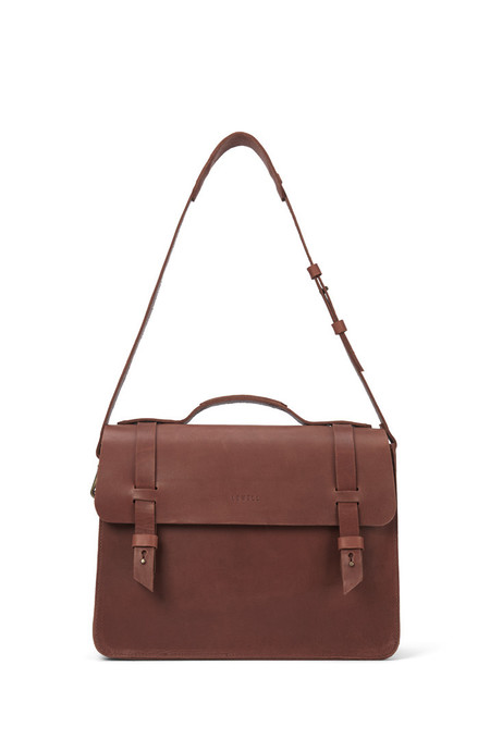 Lowell MCGILL Cognac Outlaw  Leather