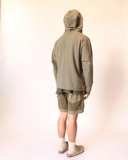 SEEKER Anorak Sweater  - Gravel