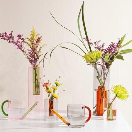 Poketo Tall Reversible Vase