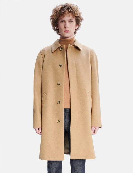 A.P.C. Auster Mac Coat - Beige
