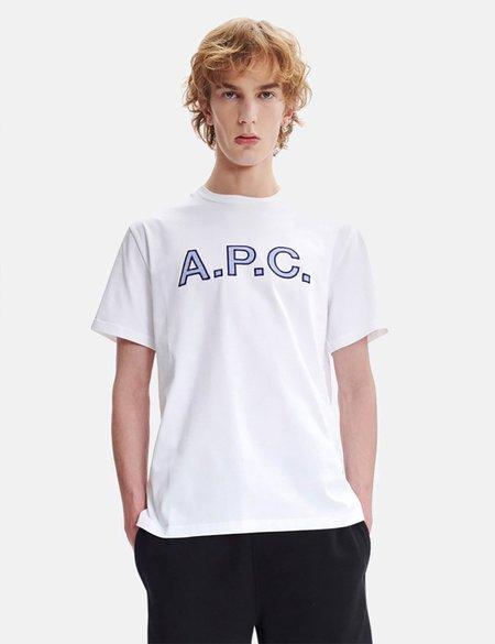 A.P.C. Romain T-Shirt - White