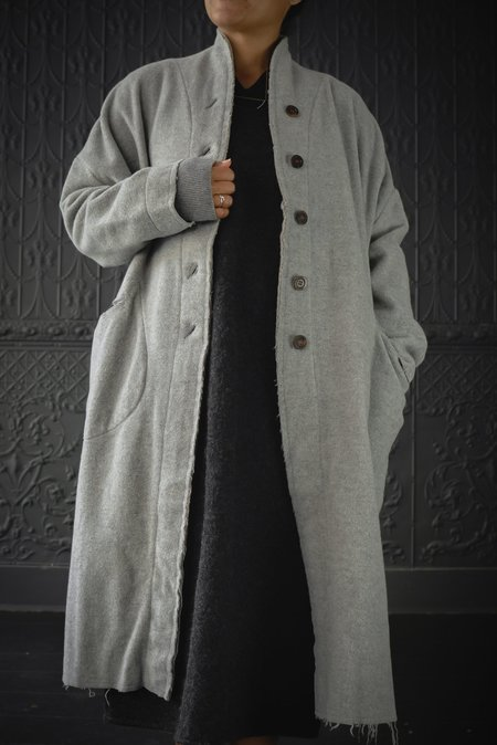 H+ Hannoh Wessel Milena Coat - Dove Grey
