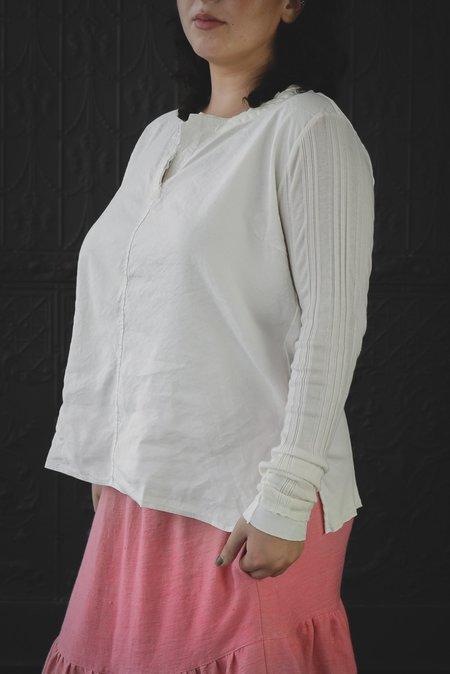 H+ Hannoh Wessel Saba Shirt - white