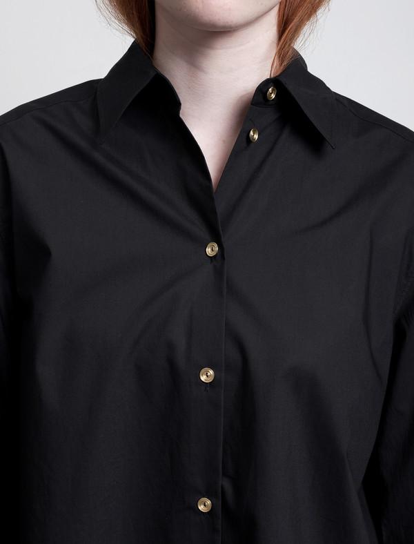 Derek Lam 10 Crosby Clio Tech Pop Shirt