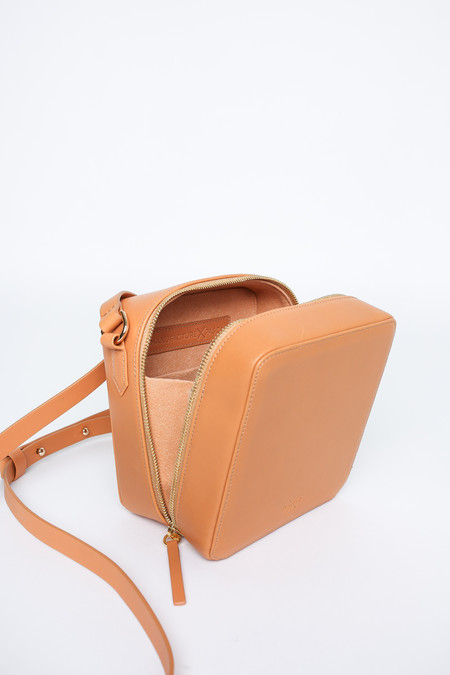 Manufacture Pascal Lady Box in Tan