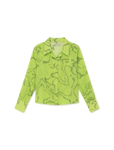 Paloma Wool River Top - Light Green