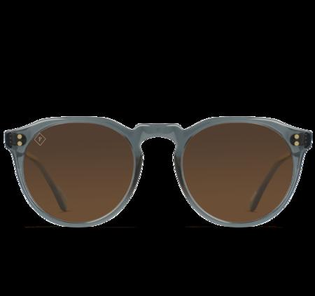 Raen Remmy Sunglasses - Slate/Vibrant Brown Polarized