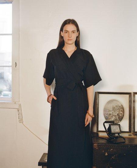 OVNA OVICH Ora Dress - Onyx