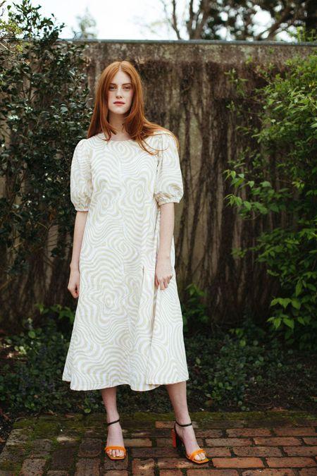 Mane Project  Hypno Dress - Hypno Beige