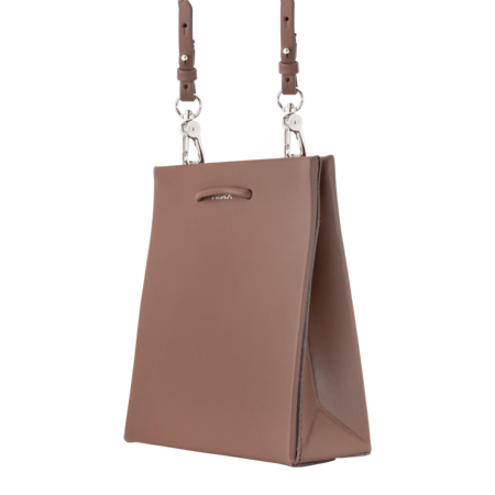Medea Short Prima Bag - Chocolate