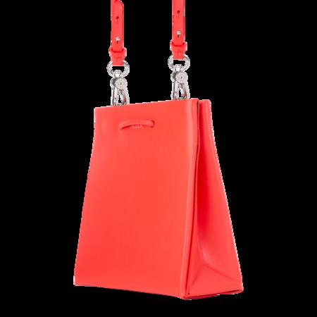Medea Short Prima Bag - Poppy  Red