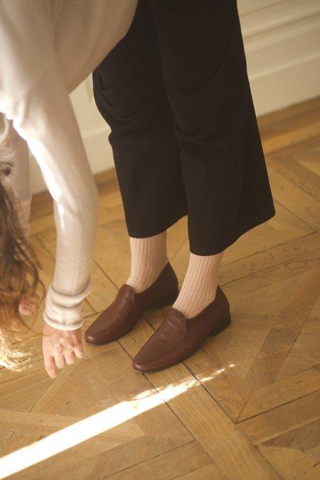 Anne Thomas LÉO NAPPA GUIANA shoes - brown