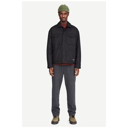 Samsøe & Samsøe tony shirt jacket - 11684 Black
