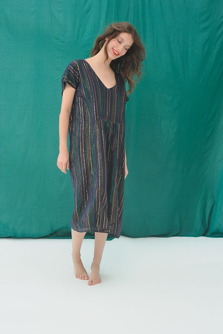 Des Petits Hauts | Waly Cotton & Lurex Dress