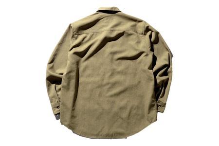 Beams Plus Adventure Shirt - Khaki Twill