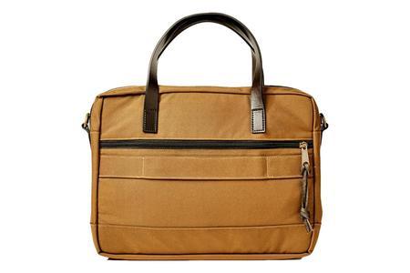 Filson Dryden Briefcase - Whiskey