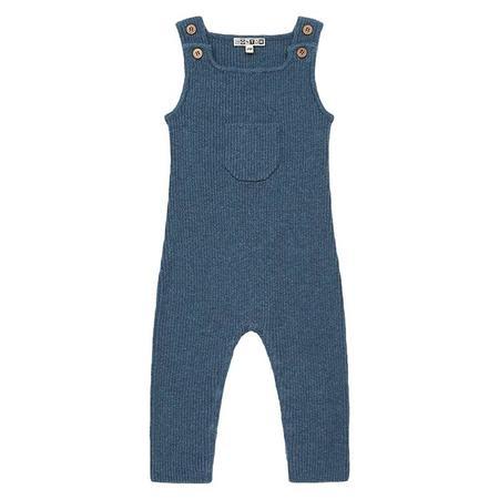 Kids Bonton Baby Minota Jumpsuit - China Blue
