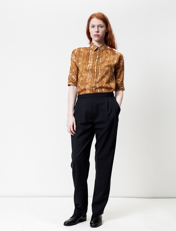Stephan Schneider Trousers Extract Black