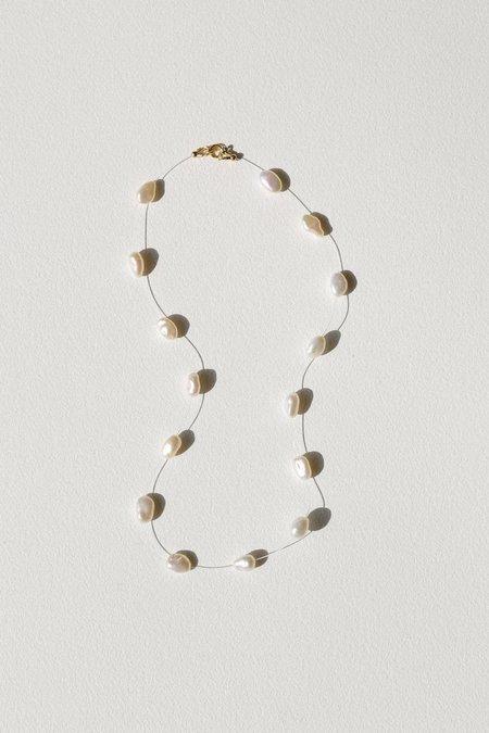 Vermeer Studio johanna necklace - 14k gold-filled