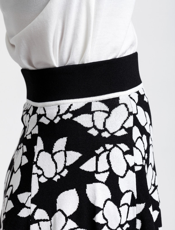 Thakoon Addition Floral Full Skirt