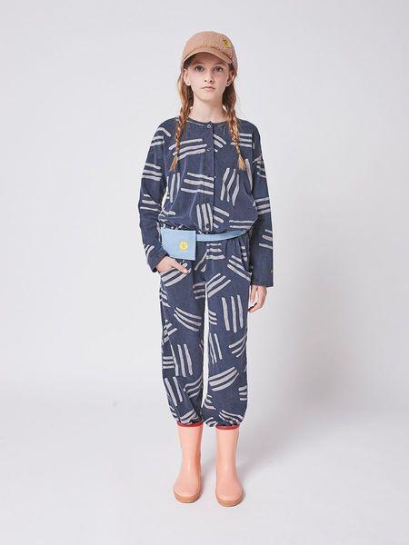 Kids Bobo Choses Scratch Kid's Fleece Jumpsuit