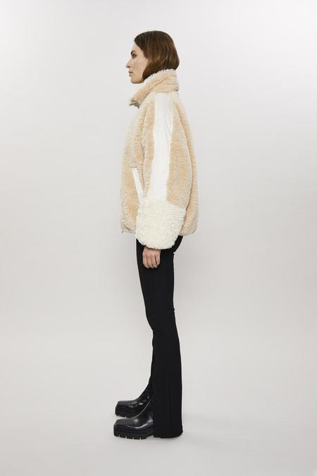 OOFWear Oversized Fleece Jacket - Sand