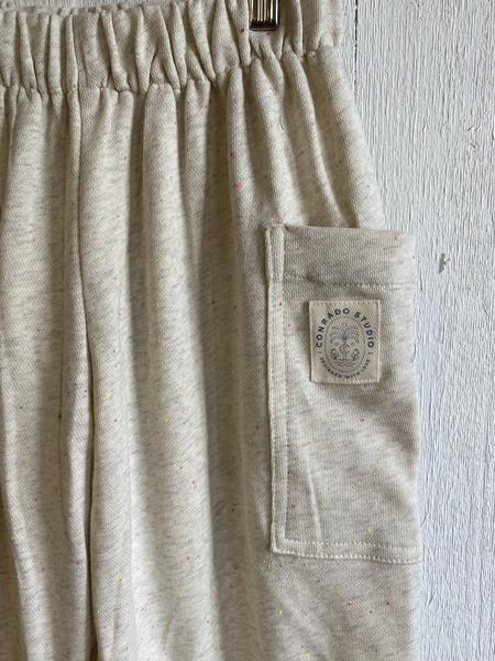 Conrado Eastyn Sweatpants - Cream