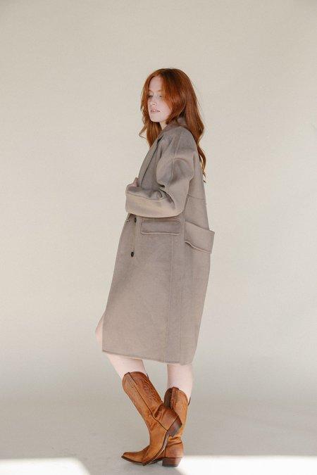 Rails Bristol Coat in Mink