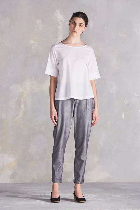KOWTOW Day Top in White