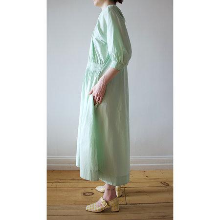 Apiece Apart Cobano Dress - Mint