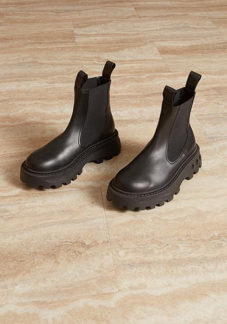 Simon Miller Scrambler Boot - Black