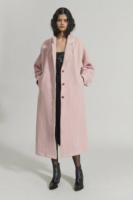 Rachel Comey Wander Trench - Pink