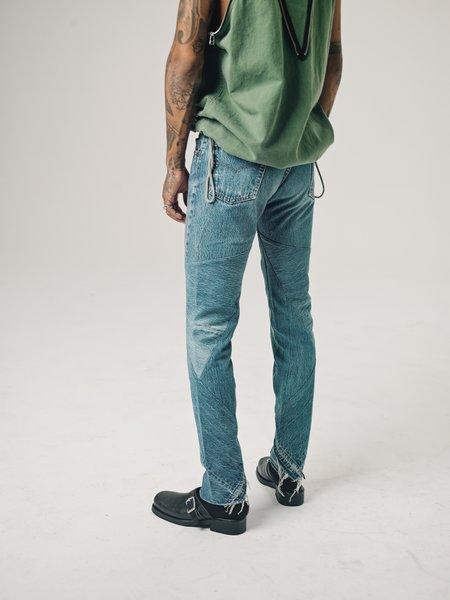 [Pre-Loved] Old Park Shift Jeans - Blue
