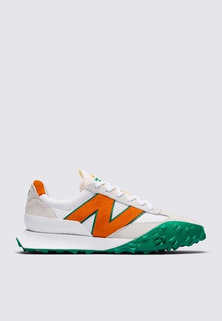 New Balance Casablanca XC-72 Sneakers - green/orange