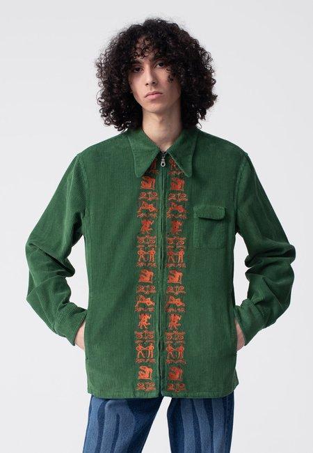 Carne Bollente Erotic Adventures Jacket - green