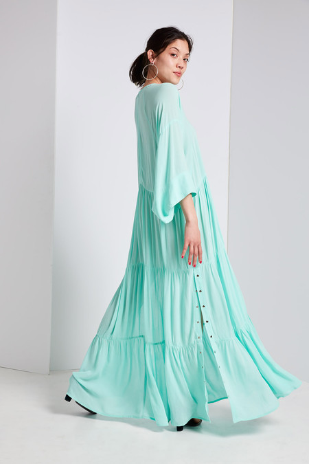 LF Markey Ricky Dress Mint