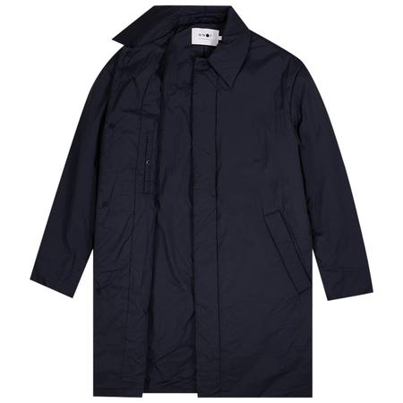NN07 Puffer Jacket - Navy Blue