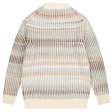 NN07 jason 6468 sweater - Ecru/Multi