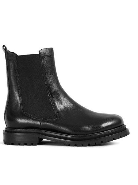 Hudson Beador Chelsea Boot - Black