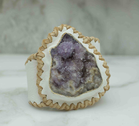 Phoenix Two Moons Amethyst Spirit Quartz