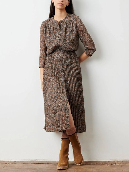 Sessun Painterly Dress - San Francisong