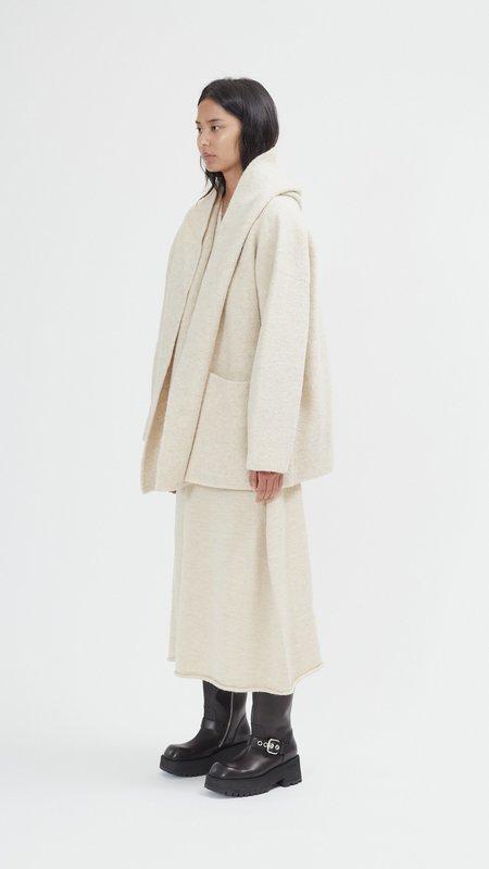 Lauren Manoogian Double Face Coat - Birch