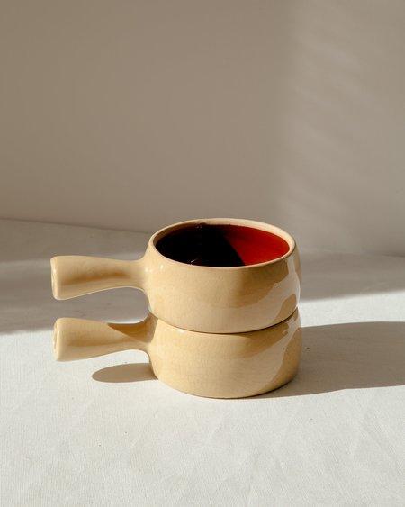 Vintage Handled Bowl Set