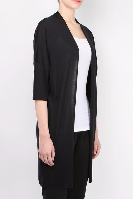 Evam Eva Silk Cashmere Robe