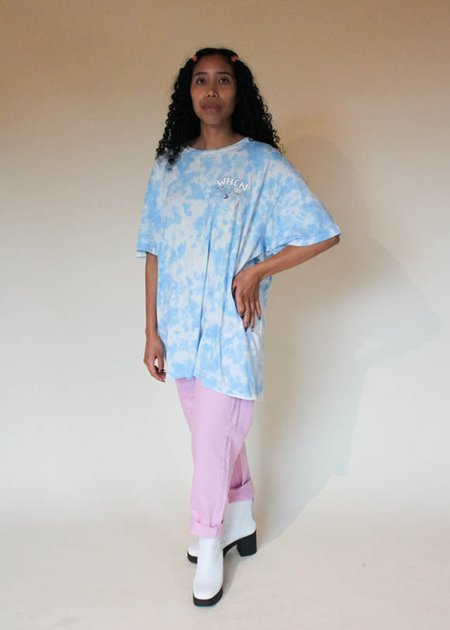 Sugarhigh Lovestoned Howzit T-Shirt Dress - Tye Dye