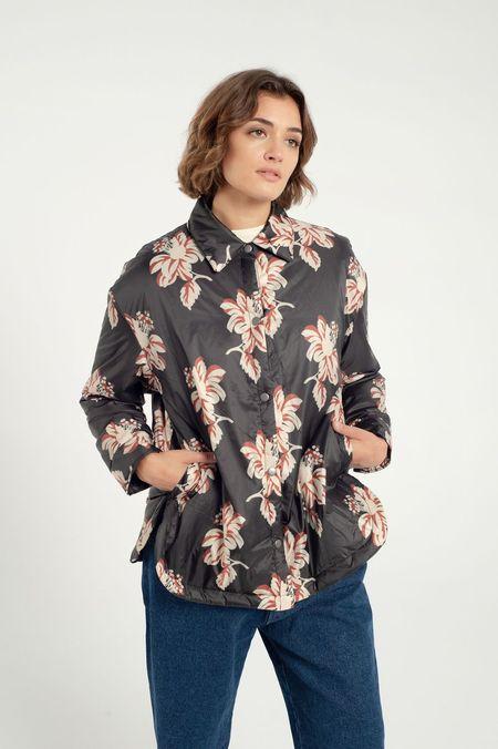 No.6 Ryann Jacket - floral printed
