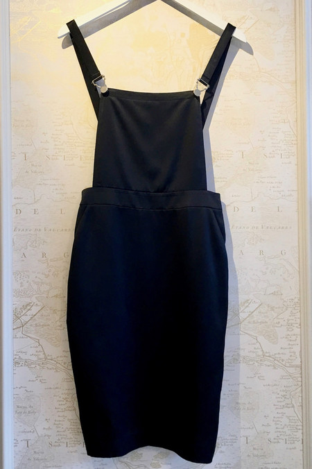 Jenni Kayne Silk Satin Overall Dress