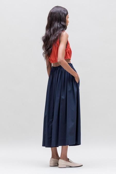 Toit Volant Diana Skirt - Navy