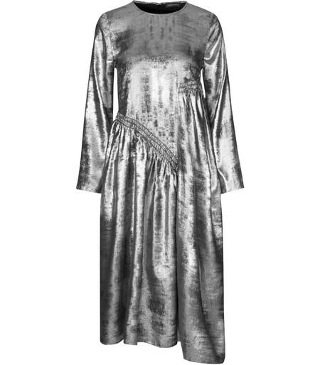 Stine Goya Ilona Dress - Silver