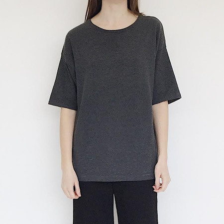 Johan Vintage Grey Sweater T-shirt